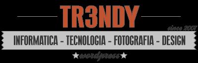 Logo Tr3ndy